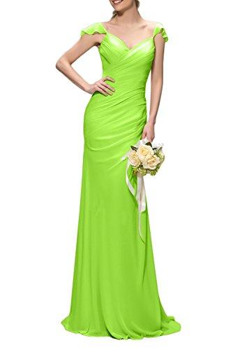 Victory Bridal - Robe - Crayon - Femme Vert