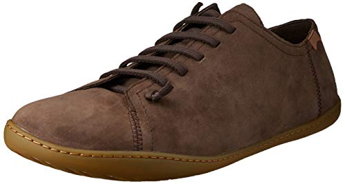 Camper Herren Peu 17665 Cami Low-Top, Braun (Dark Brown) , 43 EU (Camper Schuhe Peu)