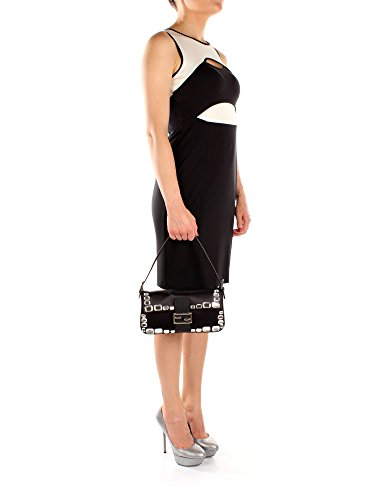 BAGUETTE Fendi Damen Handtaschen Schwarz 8BR60048C 0aSvTqx1F