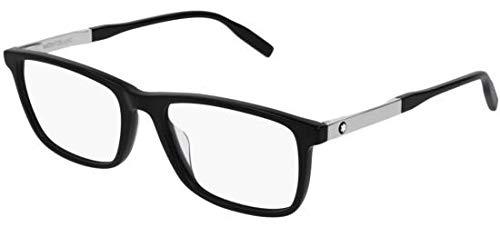 Brillen Mont Blanc MB0021O BLACK Herrenbrillen