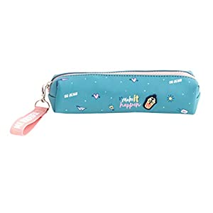 Mr. Wonderful Pencil Case-Make it Happen, Multicolor, Talla única
