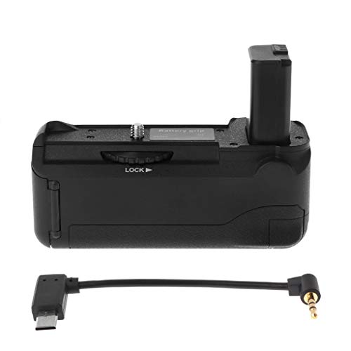 Preisvergleich Produktbild VvXx VG-A6500RC Ersatzakku Griff + kabellose Fernbedienung für Sony A6500