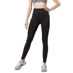 OUMIZHI® Yoga Sport Yoga Hosen Black Slim Pants Leggings