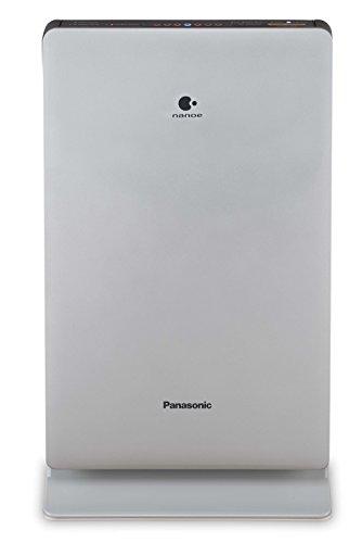 Panasonic F-PXM35ASD 9-Watt Air Purifier (White/Silver)