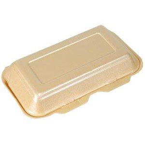 50Kebap Fisch & Chip boxes- Gold-(H7X D16x 25) -