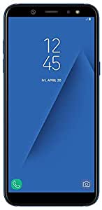Samsung Galaxy A6 (Blue, 32GB) Without Offer