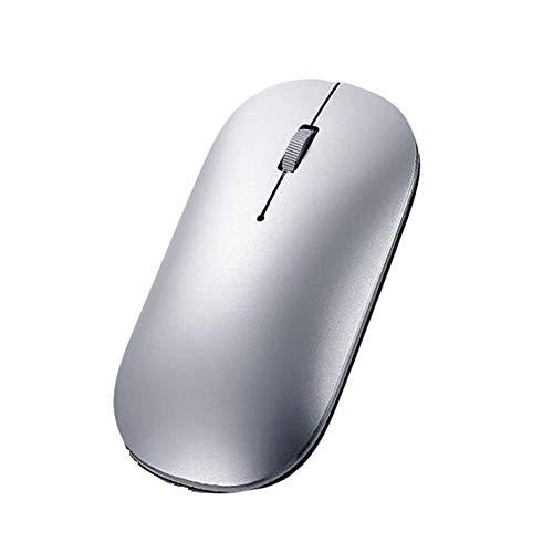 Bluetooth 4.0 Wireless Mouse 2.4G USB Wireless-Lademaus Optischer PC-Laptop Wireless-Maus Mit Nano-Empfänger Für Windows Mac MacBook Smart Sleep Super Energy Saving