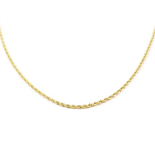 Cadena Oro Cordón salomonico