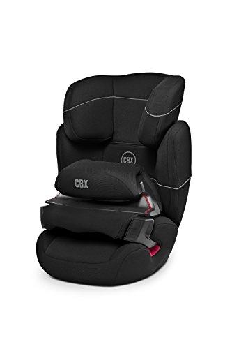CBX by CYBEX Aura, Autositz Gruppe 1/2/3 (9-36 kg), Kollektion 2015, Pure Black