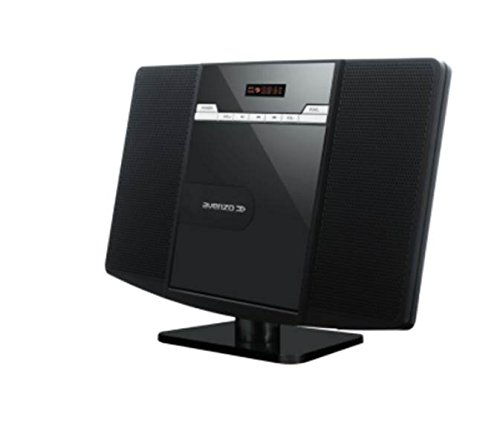 Avenzo AV6020 - Micro sistema audio CD con USB y SD/MMC, color...
