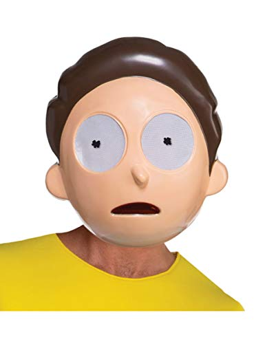 Horror-Shop Rick Y Morty Mask Morty