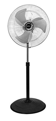 Havells V3 Yurbo 450mm Pedestal Fan (Black)