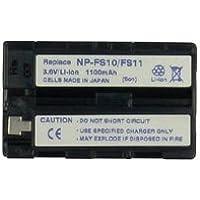 Batterie compatible pour Sony CCD-CR1, CCD-CR1E, Cyber-shot DSC-F505, DSC-F505K, DSC-F505V, DSC-F55, DSC-F55DX, DSC-F55E, DSC-F55K, DSC-F55V, DSC-P1, DSC-P20, DSC-P30, DSC-P50, DCR-PC1, DCR-PC1E, DCR-PC2, DCR-PC2E, DCR-PC3, DCR-PC3E, DCR-PC4, DCR-PC4E, DCR-PC5, DCR-PC5E, DCR-TRV1VE