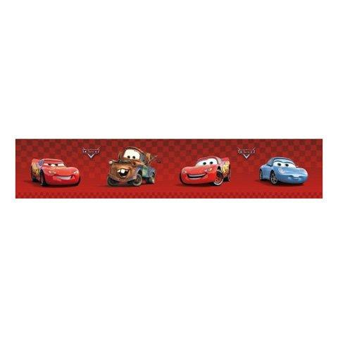 Decofun - Frise Autocollante Cars
