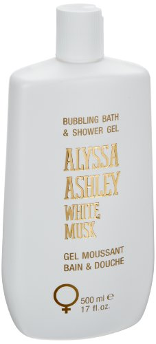 White Musk Shower E Bath Gel 500 ml Bagno Doccia Gel Unisex