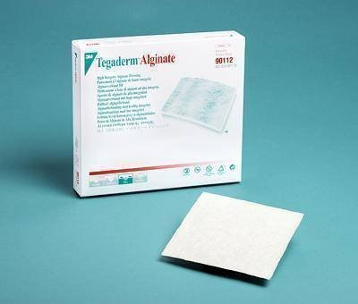 Ag-dressing (TEGADERM ALGINATE AG DRESSING 10 X 10 CM - 10 DRESSING by TEGADERM)