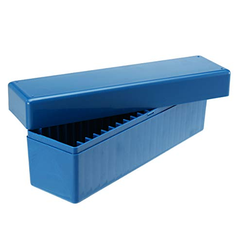 54-zoll-tool-box (ExcLent 25X9X7Cm Blue Storage Tool Box Case Holds 20 Individual Certified Pcgs Ngc Icg Coin Holders)
