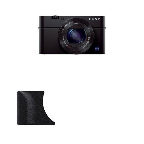 Sony DSC-RX100 III + Sony AG-R2 Griffbefestigung für DSC-RX100/DSC-RX100II/DSC-RX100III (Sony Cybershot Rx 100 Ii)