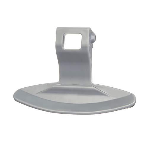 Masun 3650EN3005 Türgriffe für LG Waschmaschine 95 x 65 mm, Grau