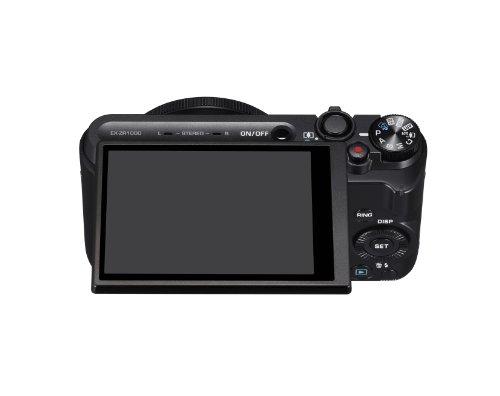 Imagen 4 de Casio EX-ZR1000BK