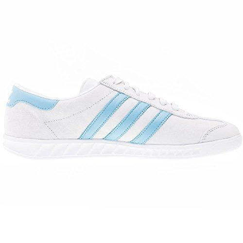 Originals Sapatos Branco Ftwr Céu Hamburgo Cristal Blanch Branco Adidas q6dpvq