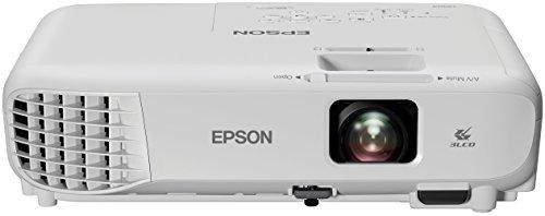 Foto Epson EB-W05 Videoproiettore 3LCD, WXGA da 3.300 lumen, Bianco