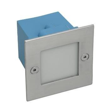 Wandeinbaustrahler LED 230V Warm-Weiß von EU - Lampenhans.de