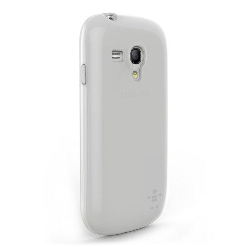 "Belkin F8M548VFC03 4"" Funda Transparente funda para teléfono móvil - Fundas para teléfonos móviles (Funda, Samsung, Galaxy S3 mini, 10,2 cm (4""), Tran"