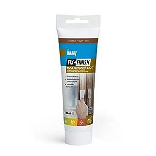 Knauf 593472 Fix+Finish Holzreparatur nussbaum 125 ml