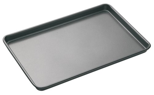 KitchenCraft Master Class Large Non-Stick Baking Tray, 39 x 27 cm