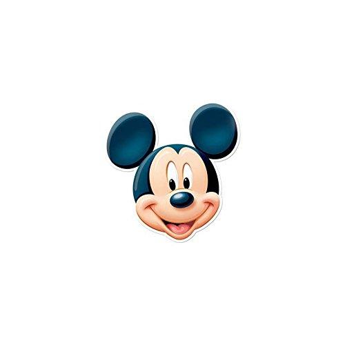 pardose Mickey Mouse (Star Cutouts SM54) (Mickey Maus Maske)