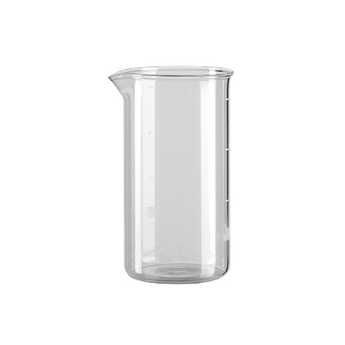 Bialetti - 3240 - Bol/Verre pour French Press Cafetière à Piston - 1L
