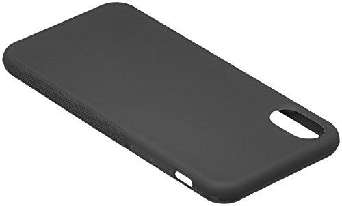 AmazonBasics - Strukturierte Schutzhülle für iPhone 8 / 7, Blau Schwarz