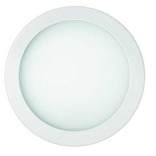 Secom Nuva 3000 Downlight LED, 18 W, Blanco