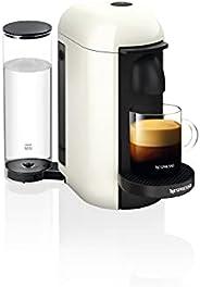 Nespresso 12411314 Vertuo Plus GCB2 White coffee machine