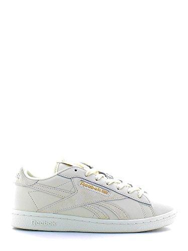 Reebok Npc Uk Ad Damen Sneaker Schwarz Classic White/Chalk/White/Reebok
