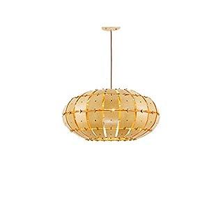 SHUGAO Nordic Log LED Kronleuchter Wohnzimmer Schlafzimmer Esszimmer Lampe  Moderne Zimmer Projekt Einfache Holz Kronleuchter E27