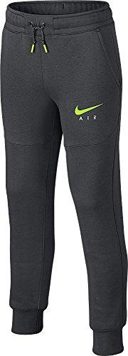Nike B NK Air lange Hose für Junge, Grau (Anthracite/Anthracite/ElectroKalk), M