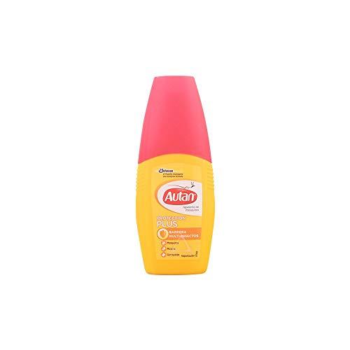 Autan Protection Plus - Repelente de Mosquitos, Moscas y Garrapatas, efecto barrera Multi Insectos, formato Vaporizador 100 ml