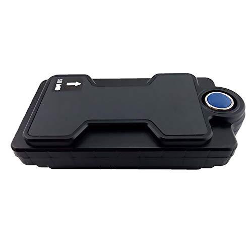 Localizador de automóviles 3G GPS, Magnético Fuerte Fácil de Instalar Alarma antirrobo...