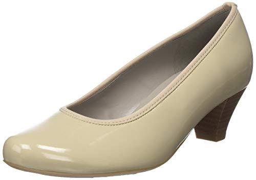Jenny Auckland 2264245, Zapatos de Tacón para Mujer, Nude 24, 42 EU