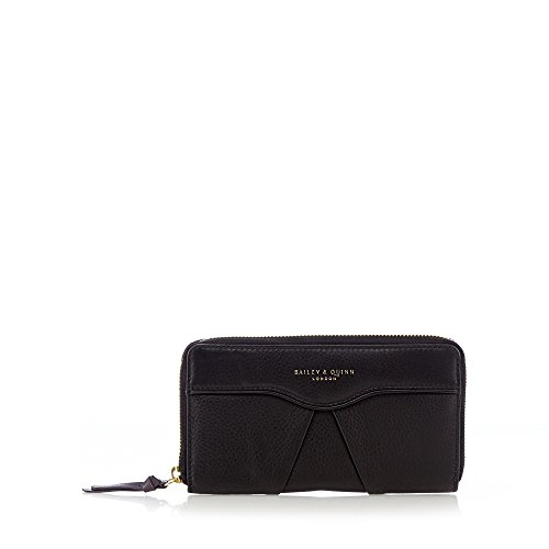 bailey-quinn-womens-black-large-pleat-front-zip-around-purse