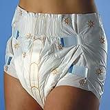 LILLE HEALTHCARE SUPREM - Protezione per incontinenza maxi (3580ml), grande (105-150cm), confezione da 20