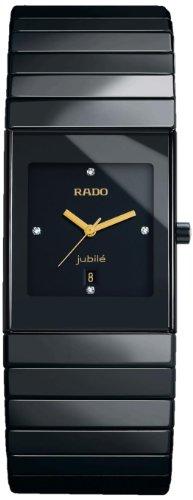 Rado Herren-Armbanduhr Analog Quarz Keramik 152.0347.3.074
