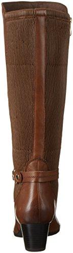 Caprice 25526 - Stivali Alti da Donna, , Marrone (Cognac Comb 315)