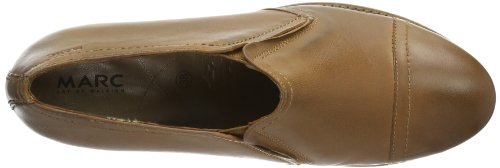 Marc Shoes Xenia 1.477.15-01 Damen Slipper Braun (cognac 360)