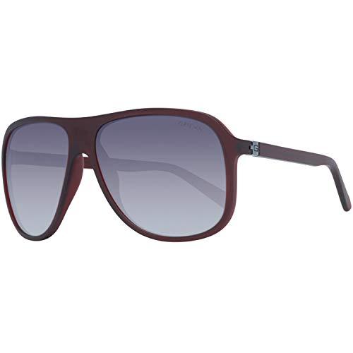 Guess Herren GU6876-5967B Sonnenbrille, Braun (Brown), 59