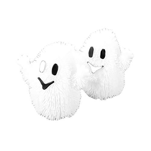 Sungpunet 1 Paquete Blando Dulce Globo Inflable Infantil del Sensor de Halloween (Fantasma)