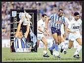 Davaar Island 1996 Great Sporting Events - Football £2 perf m/sht - Coventry City v Tottenham hotspur 1986-87 FA Cup Final, u/m FOOTBALL SPORT JANDRSTAMPS (50718) -