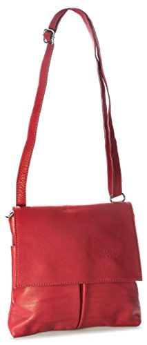 Big Handbag Shop, tracolla da donna, grande Dark Grey